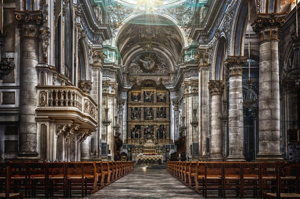 dom, cathedral, sicily